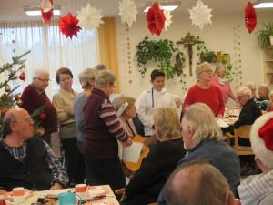 Weihnachtsfeier Tagespflege Estenfeld 2019 (8)